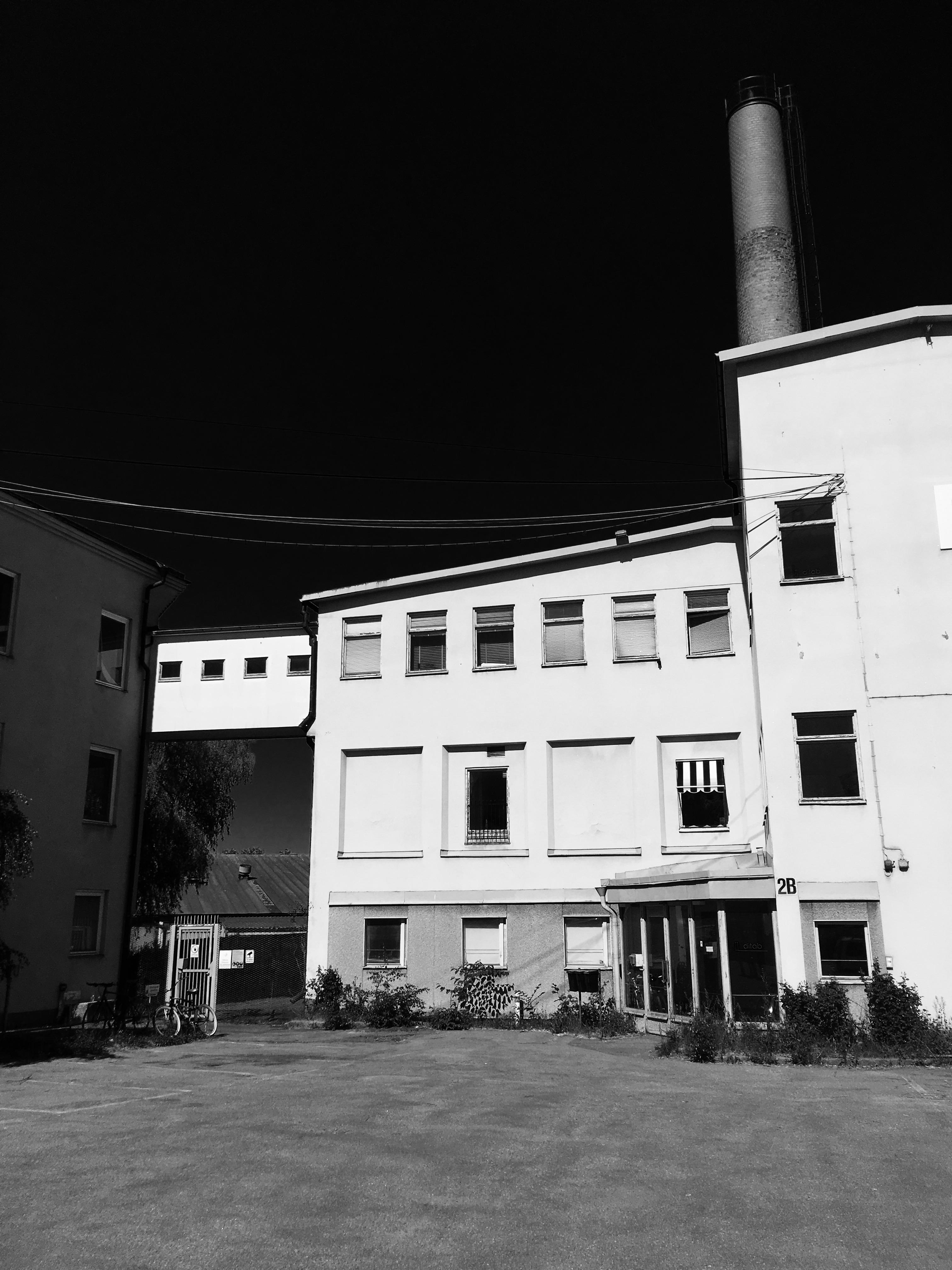 Studio exterior